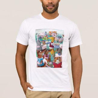 Dogs Restaurant T-Shirt