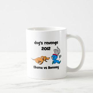 dog's revenge 2012 classic white coffee mug