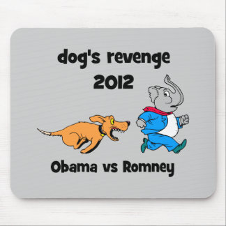 dog's revenge 2012 mouse pad