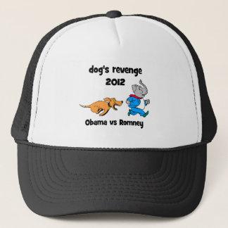 dog's revenge 2012 trucker hat