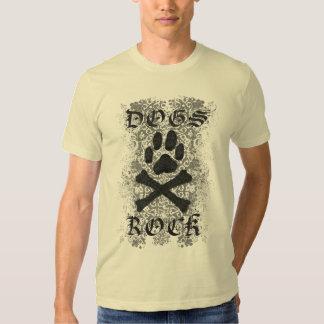 Dogs Rock Men's T-Shirt