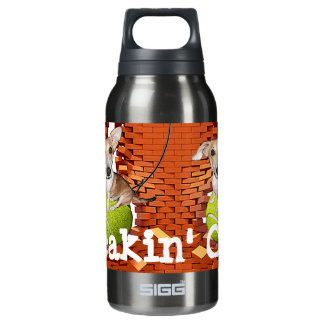 Dogs Rule Insulated Water Bottle