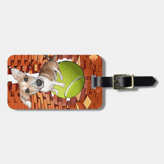 Dogs Rule Luggage Tag