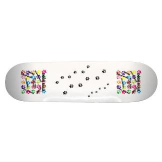 Dogs Rule Skateboard Deck