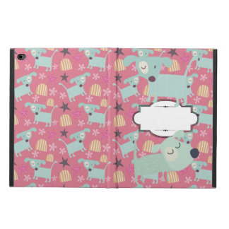 Dogs, Stars, and Flowers Powis iPad Air 2 Case