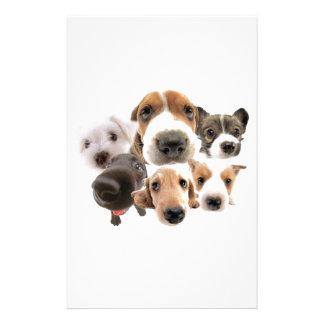 Dogs Stationery