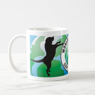 Dogs Support World Rabies Day Mug