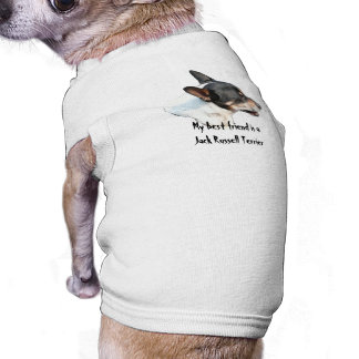 "Dogs T-shirt ""Jack Russell Terrier """