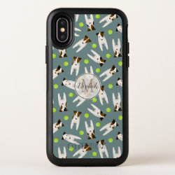 Otterbox Case with Jack Russell Terrier Phone Cases design