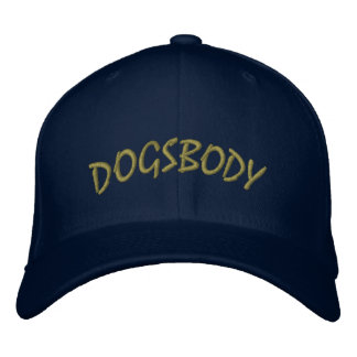 Dogsbody Hat Embroidered Hat