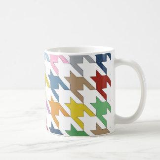 Dogtooth Multi Coffee Mug