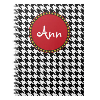 DogTooth Spiral Notebook