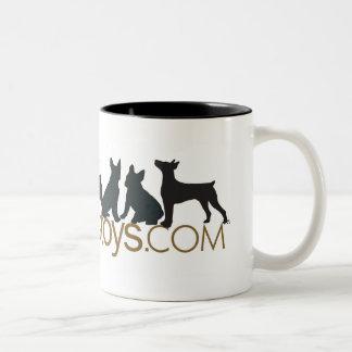 DogToys.com Mugs