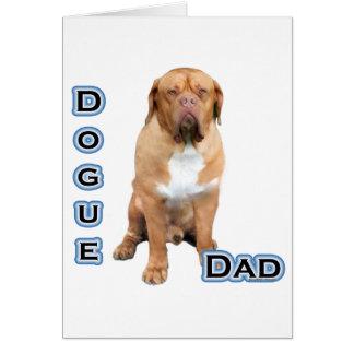 Dogue Dad 4 Card