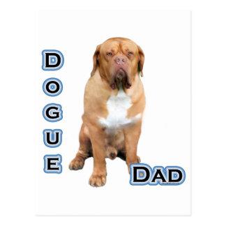 Dogue Dad 4 Postcard