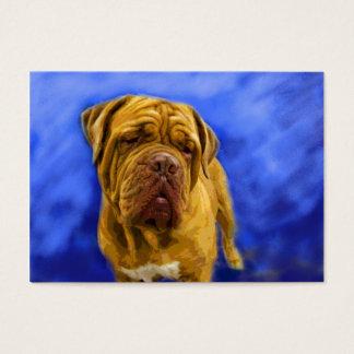 Dogue de Bordeaux ACEO Art Trading Cards