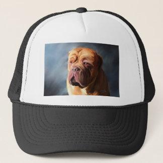 Dogue de Bordeaux Art - Stormy Dogue Trucker Hat