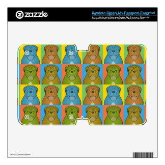 Dogue de Bordeaux Dog Cartoon Pop-Art WD My Passport Skin