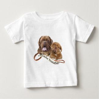 Dogue De Bordeaux Double Trouble T Shirt
