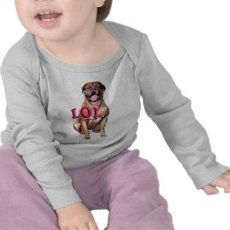 Dogue de Bordeaux LOL Camiseta