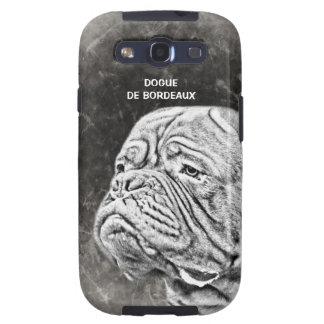 Dogue De Bordeaux - mastín francés Galaxy SIII Coberturas