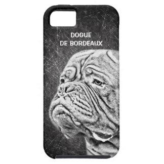 Dogue De Bordeaux - mastín francés iPhone 5 Funda