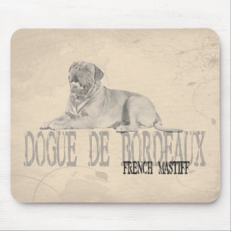 Dogue de Bordeaux Mouse Pad