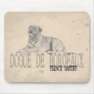 Dogue de Bordeaux Mouse Pad