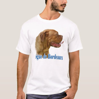 Dogue de Bordeaux Name T-Shirt