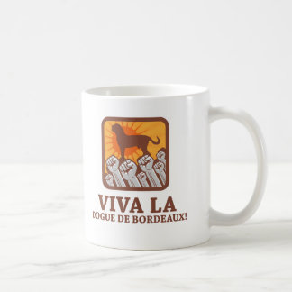Dogue de Bordeaux Taza