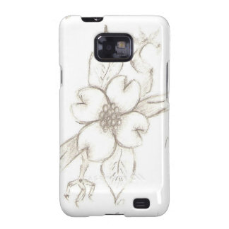 Dogwood Bloom Samsung Galaxy S2 Cover