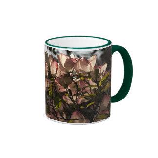 Dogwood Blooms Ringer Mug
