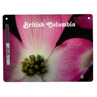 Dogwood de la Columbia Británica Pizarras Blancas De Calidad