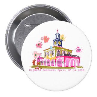 Dogwood Festival 2016 downtown Fayetteville NC Button