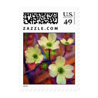 Dogwood flower Stamps/Postage Stamp