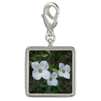 Dogwood Flowers Charms