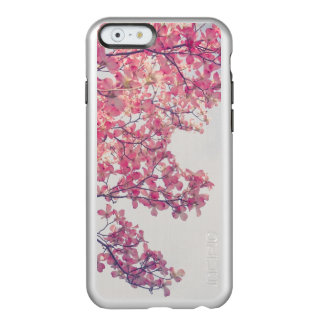 Dogwood Flowers Pink Tinted Nature Art + Color Incipio Feather® Shine iPhone 6 Case
