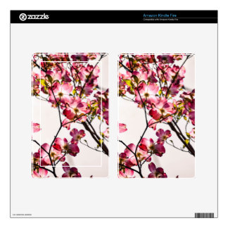 Dogwood in Bloom Skin For Kindle Fire