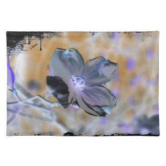 Dogwood in Darkness Place Mats