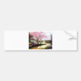 Dogwood Spring Bumper Sticker