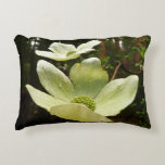 Dogwoods and Redwoods in Yosemite National Park Decorative Pillow