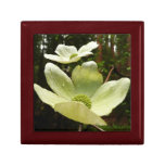 Dogwoods and Redwoods in Yosemite National Park Keepsake Box