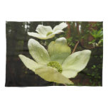 Dogwoods and Redwoods in Yosemite National Park Towel