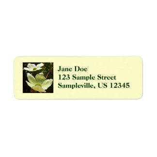 Dogwoods and Redwoods Return Address Label