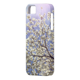 Dogwoods Bloom on Patriot's Day in Concord MA iPhone SE/5/5s Case