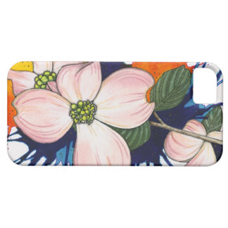 Dogwoods iPhone 5 Case-Mate Cobertura