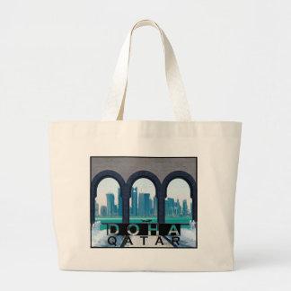 Doha Large Tote Bag