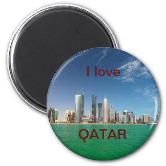 Doha Skyline, 2011 Magnet