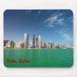 Doha Skyline, 2011 Mouse Pad