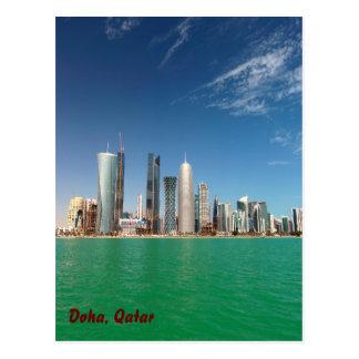 Doha Skyline, 2011 Post Cards